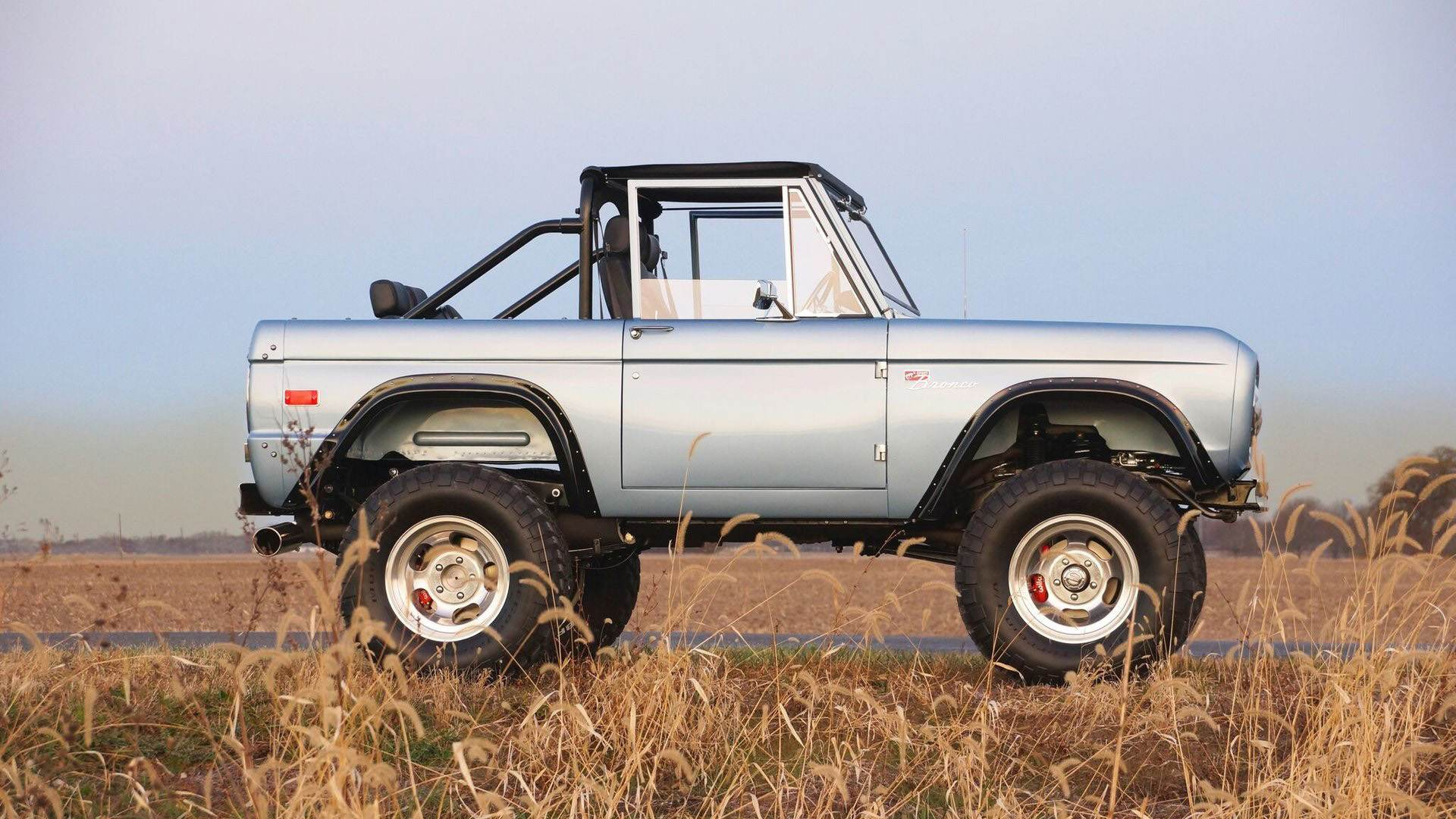 El Ford Bronco clásico vuelve a la vida en EEUU