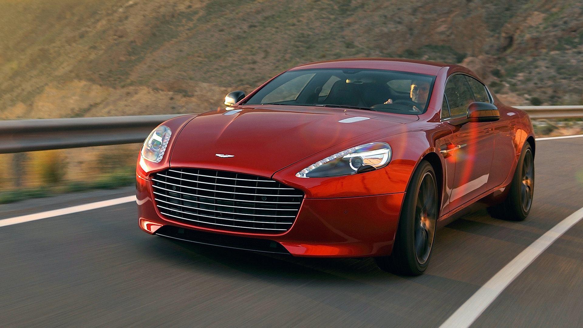 Coche del día: Aston Martin Rapide S