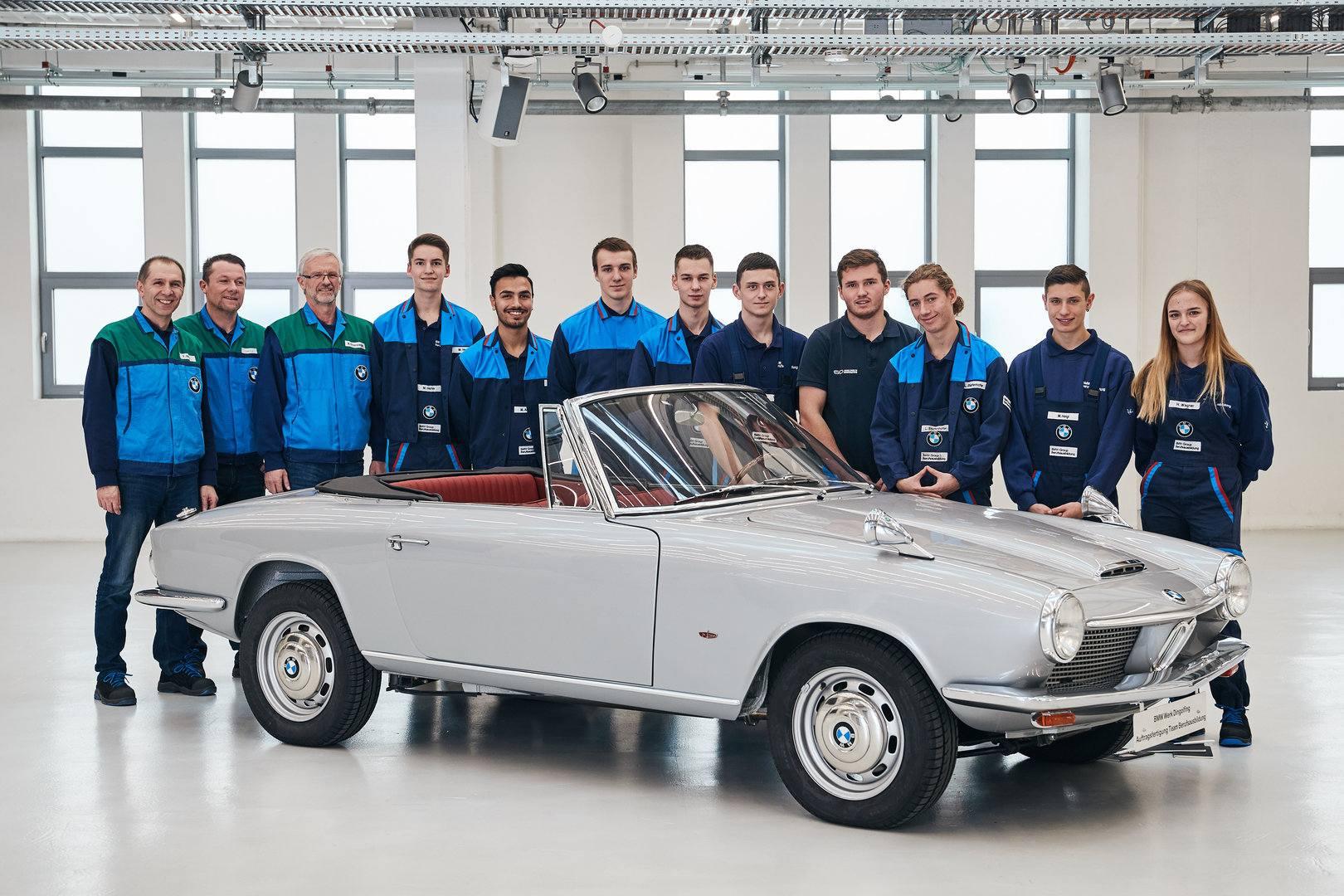 BMW 1600 GT Descapotable 2