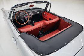 BMW 1600 GT Descapotable 4