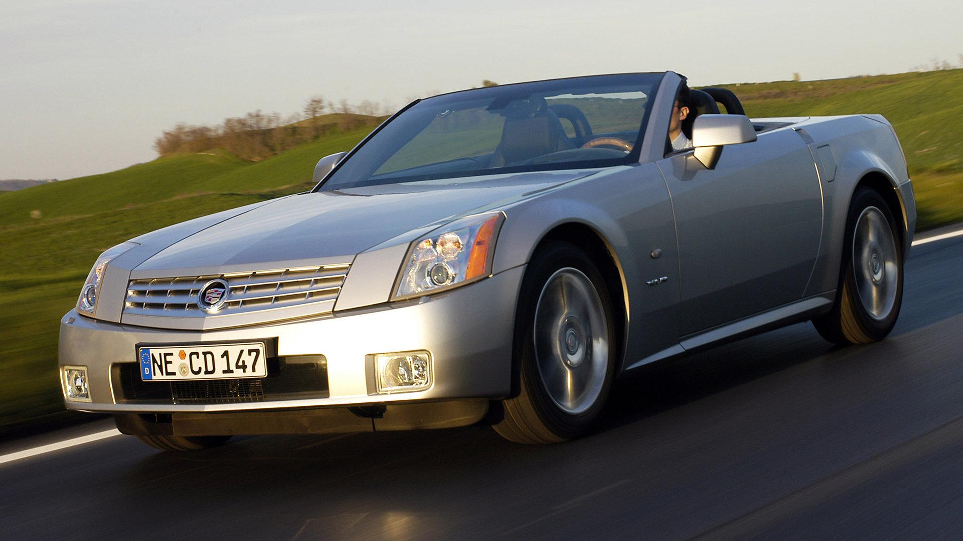 Coche del día: Cadillac XLR
