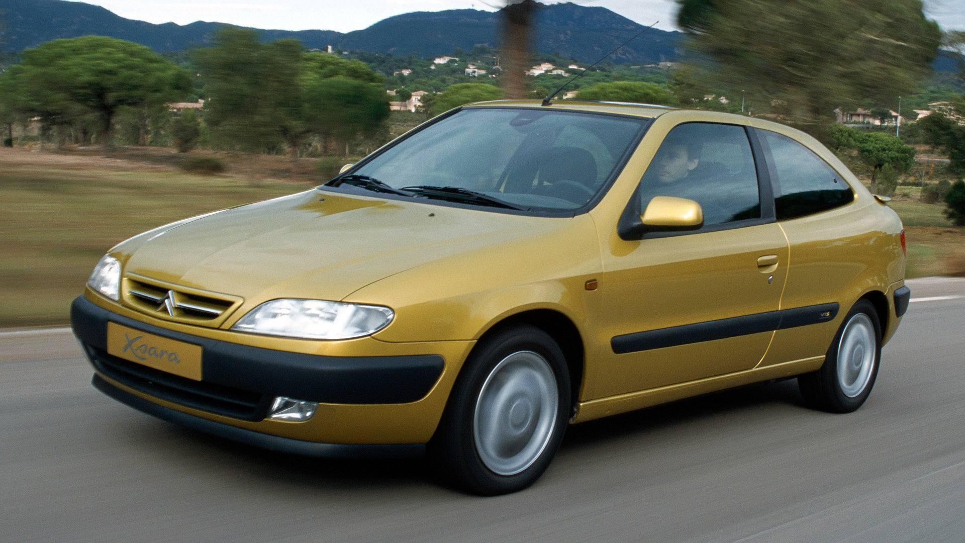 Coche del día: Citroën Xsara VTS 2.0