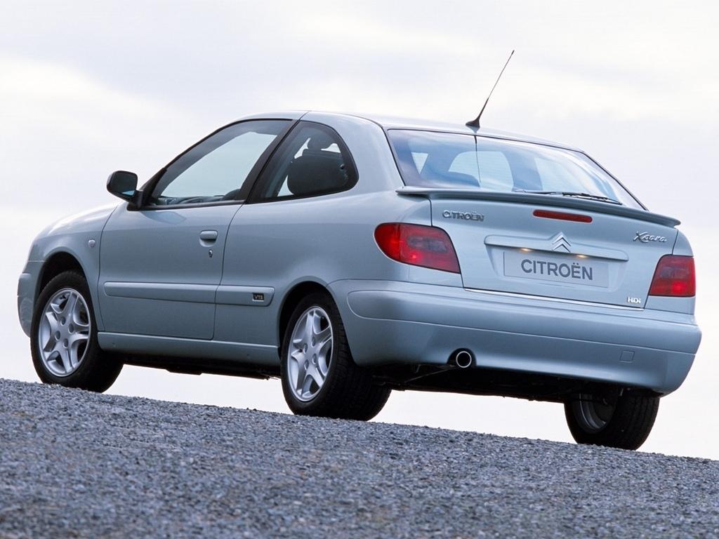 Citroen Xsara VTS 2000