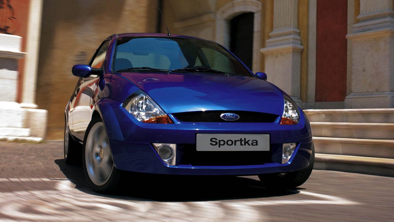 Coche del día: Ford SportKa
