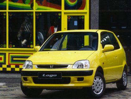 Honda Logo GA3 2