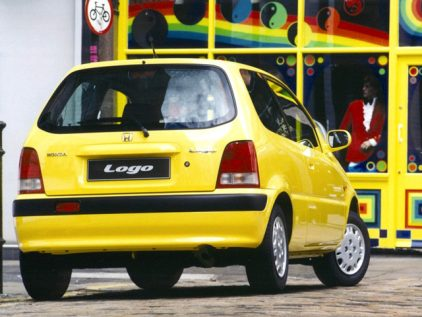 Honda Logo GA3 3