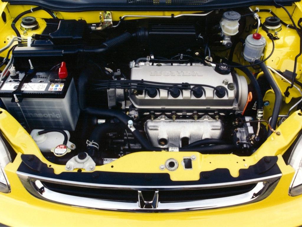Honda Logo GA3 4