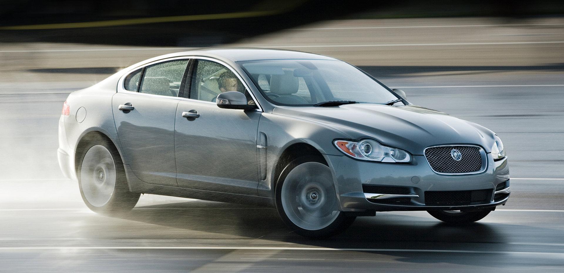 Coche del día: Jaguar XF
