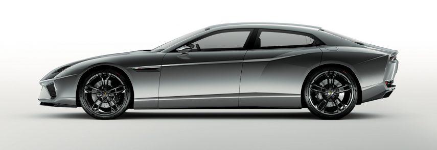 El primer Lamborghini eléctrico podría utilizar la plataforma del Porsche Taycan