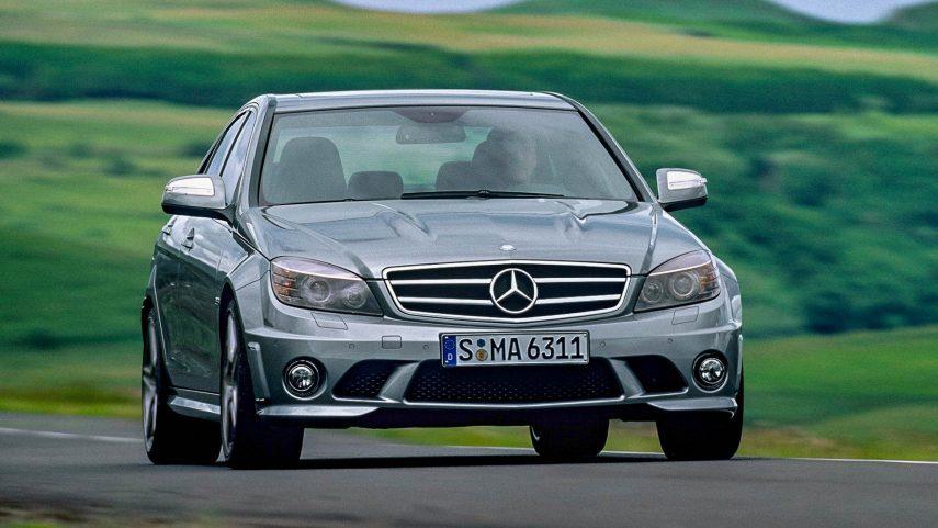 Coche del día: Mercedes-Benz C 63 AMG