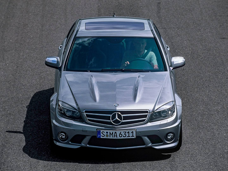 Mercedes Benz Clase C63 AMG