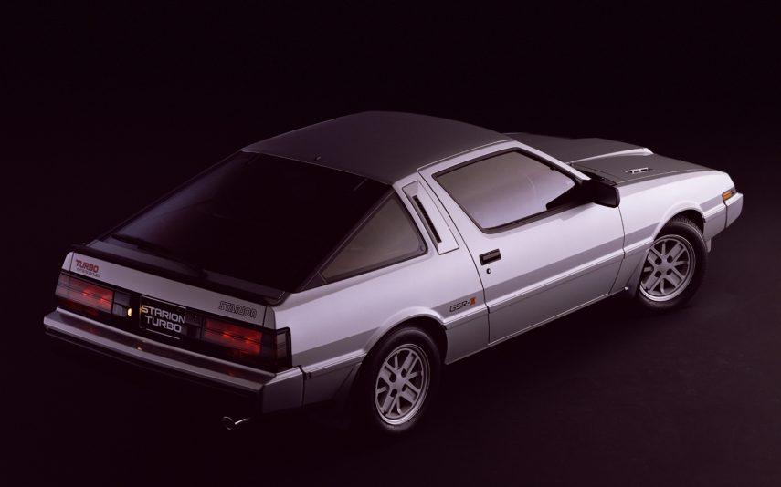 Coche del día: Mitsubishi Starion