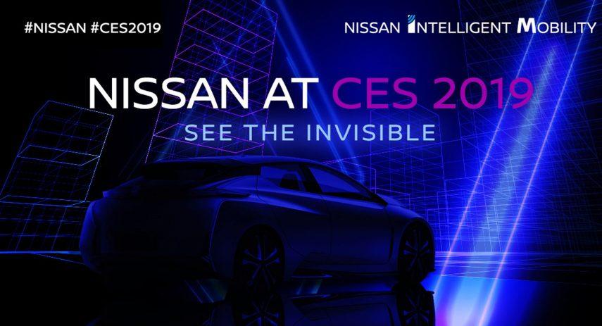 Nissan presentará un nuevo modelo en el CES