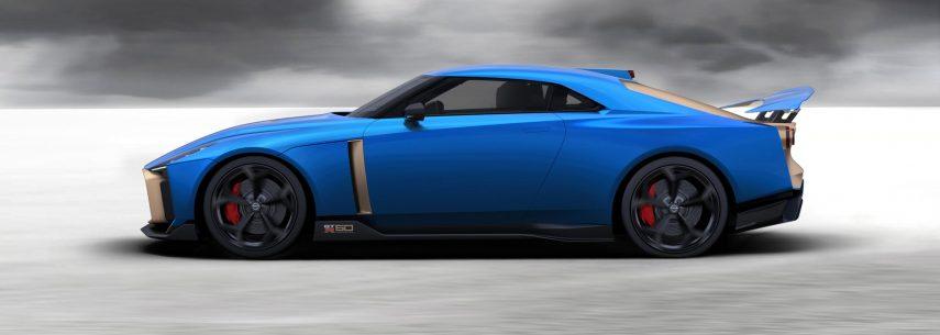 El Nissan GT-R50 ya es una realidad