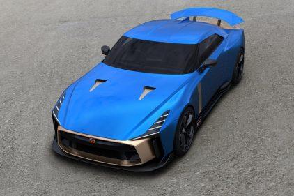 Nissan GT R50 3