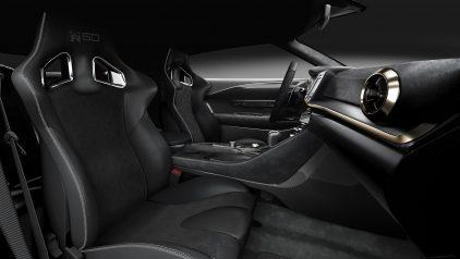 Nissan GT R50 4