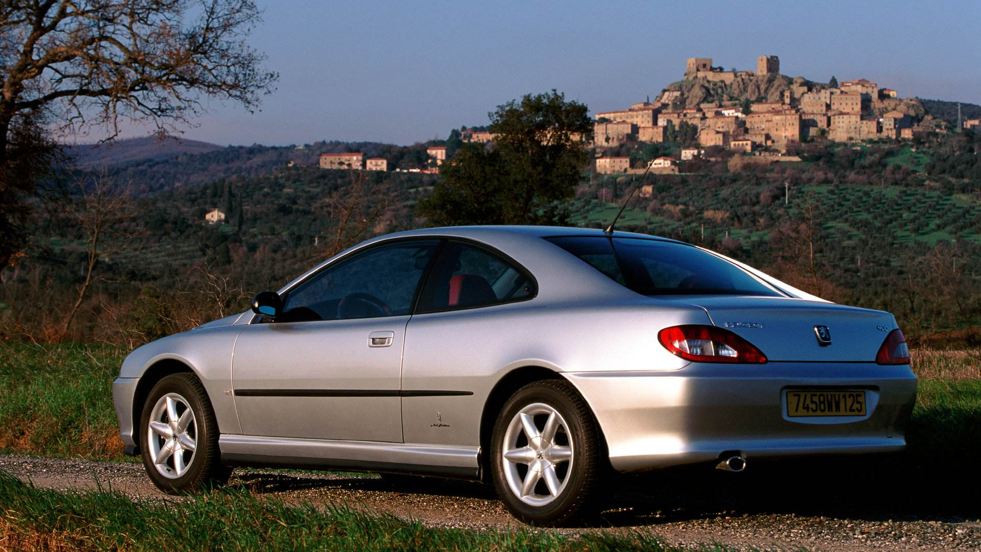 Peugeot 406 Coupe 2