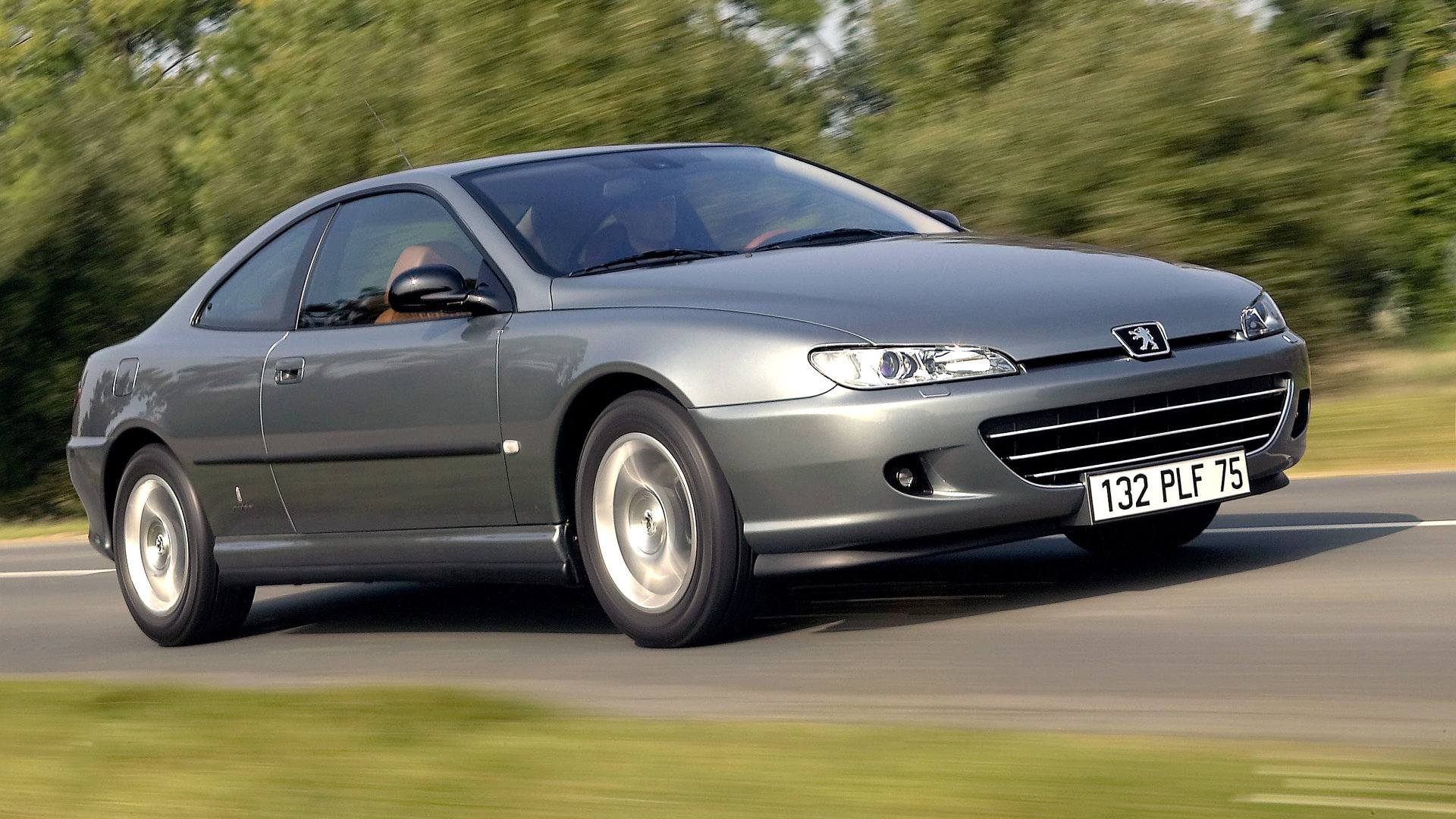 Peugeot 406 Coupe 3
