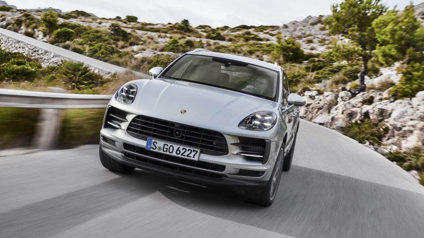 Porsche Macan S 2019, más potencia para el benjamín-SUV