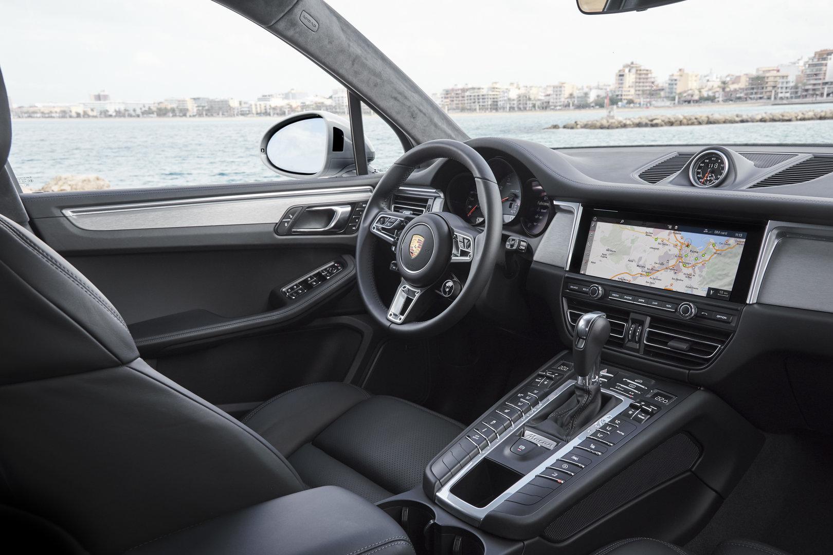 Porsche Macan S 2019 3