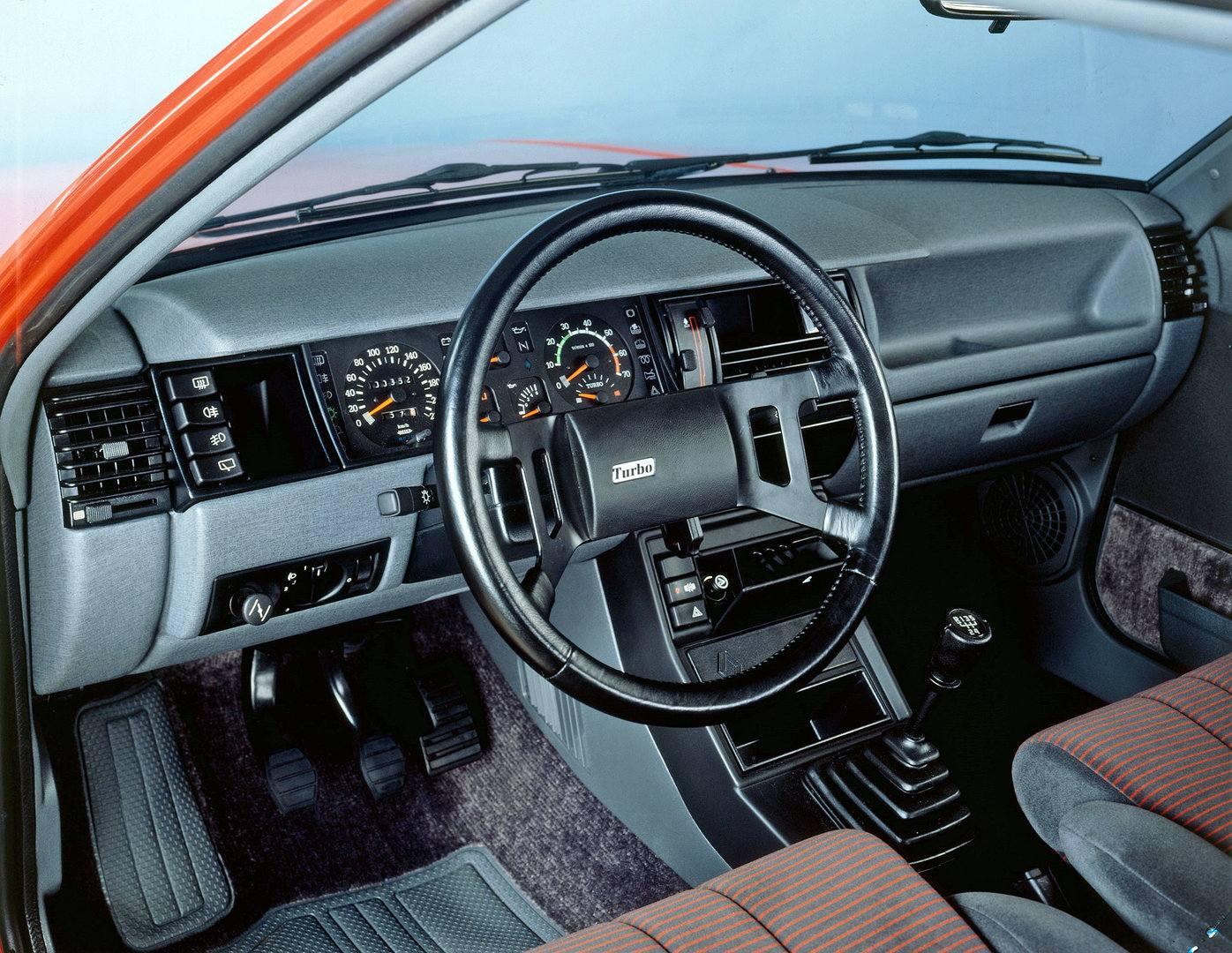 Renault 11 Turbo 3