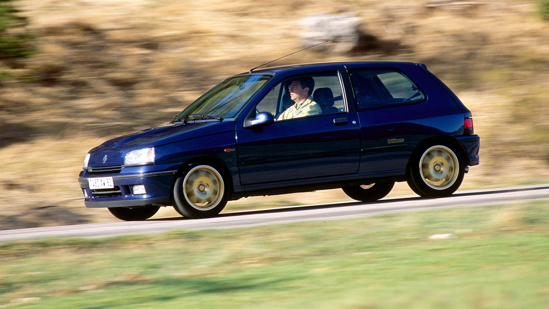 Renault Clio Williams 2