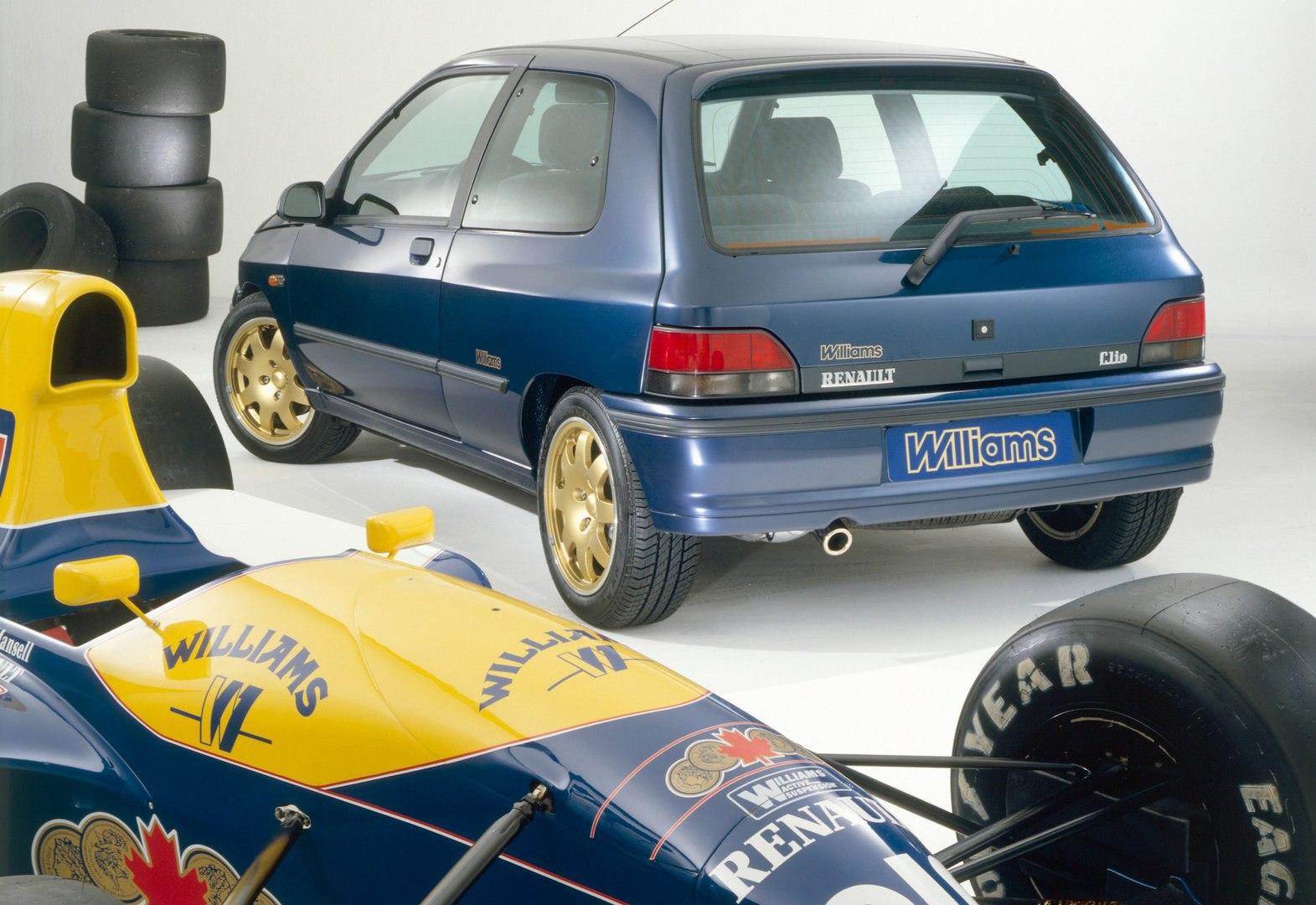 Renault Clio Williams 3