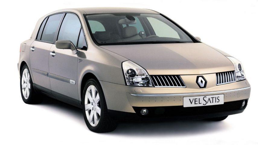 Coche del día: Renault Vel Satis 3.5 V6