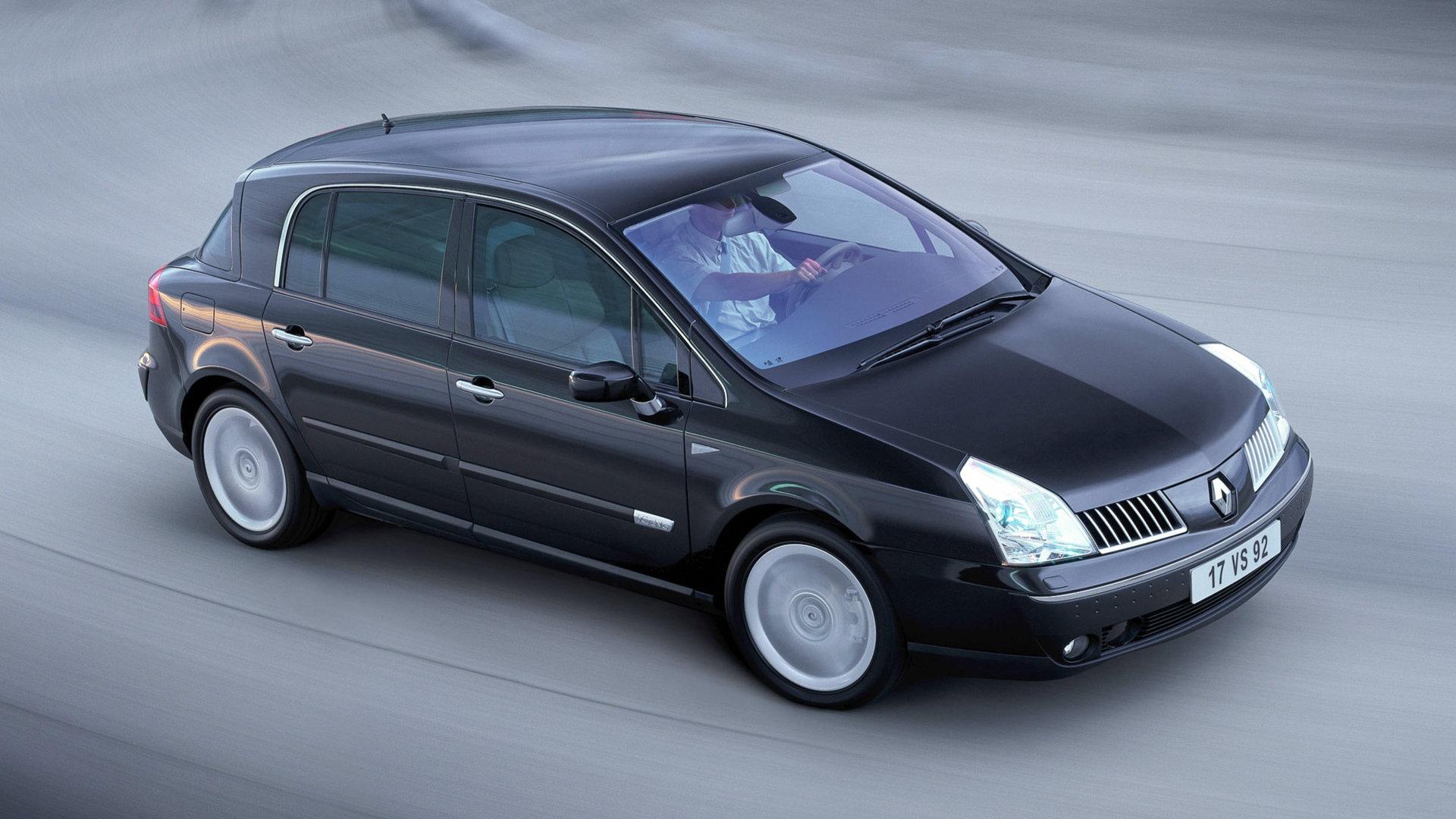 Renault Vel Satis 4