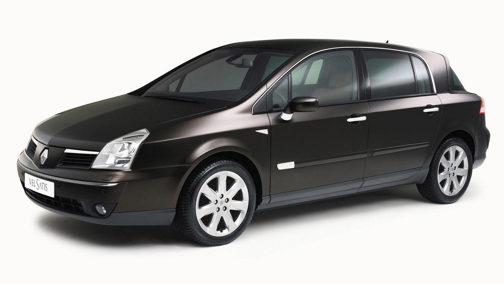 Renault Vel Satis 5