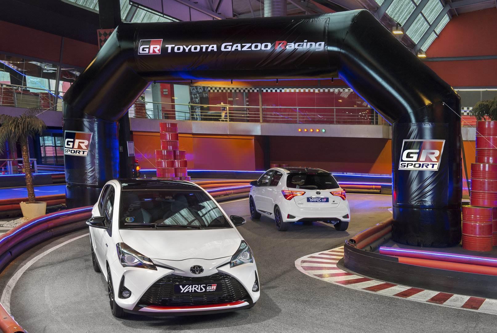 Toyota Yaris GR Sport 1
