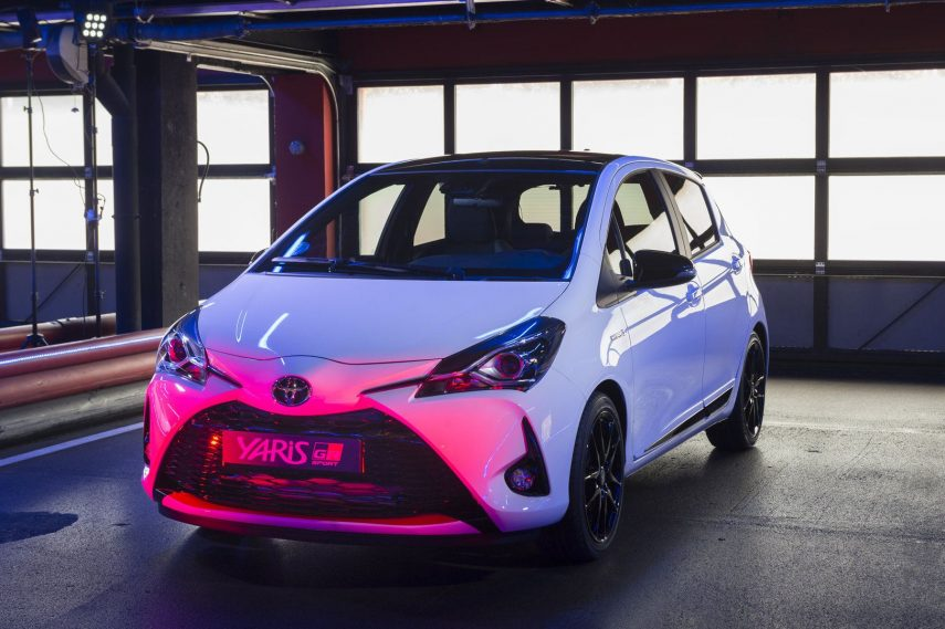 GR Sport: El Toyota Yaris saca su lado más picante
