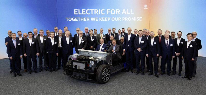 SEAT desarrollará en España una nueva plataforma para coches eléctricos