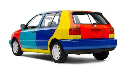 Volkswagen Golf Arlequin