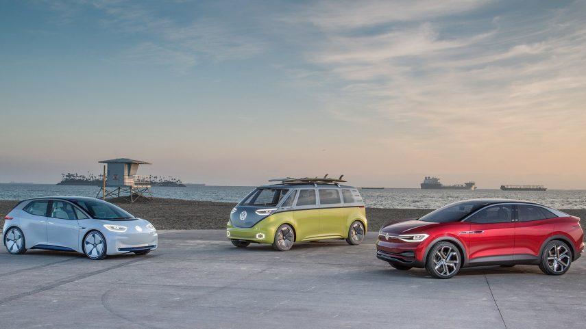 Volkswagen no diseñará más motores de combustión a partir de 2026