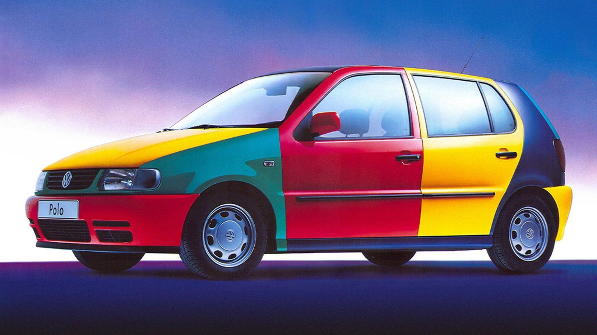 Volkswagen Polo Arlequin