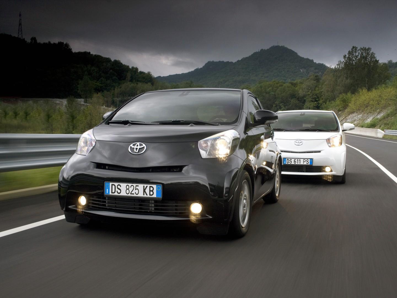 Coche del día: Toyota iQ
