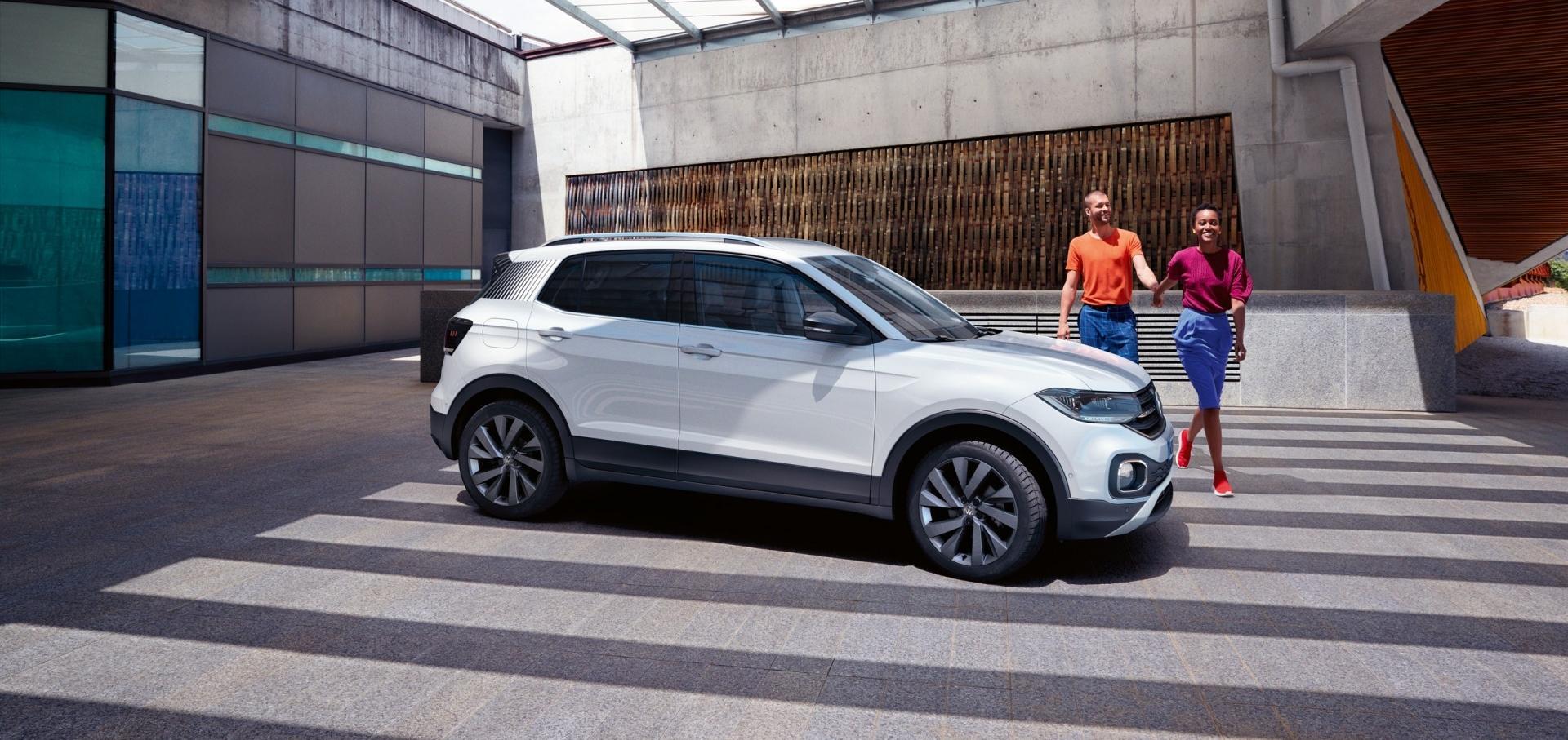 Ya puedes encargar el Volkswagen T-Cross
