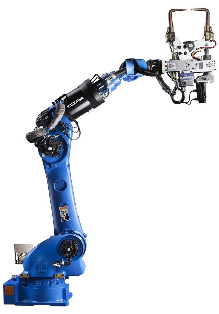 10 Robot Motoman