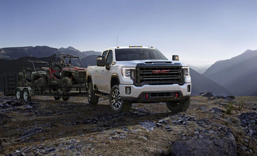 Nueva 2020 GMC Sierra HD, el orgullo de las pick-up