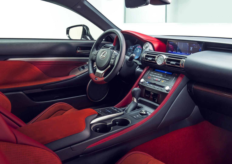 2020 Lexus RC F Track Edition 14