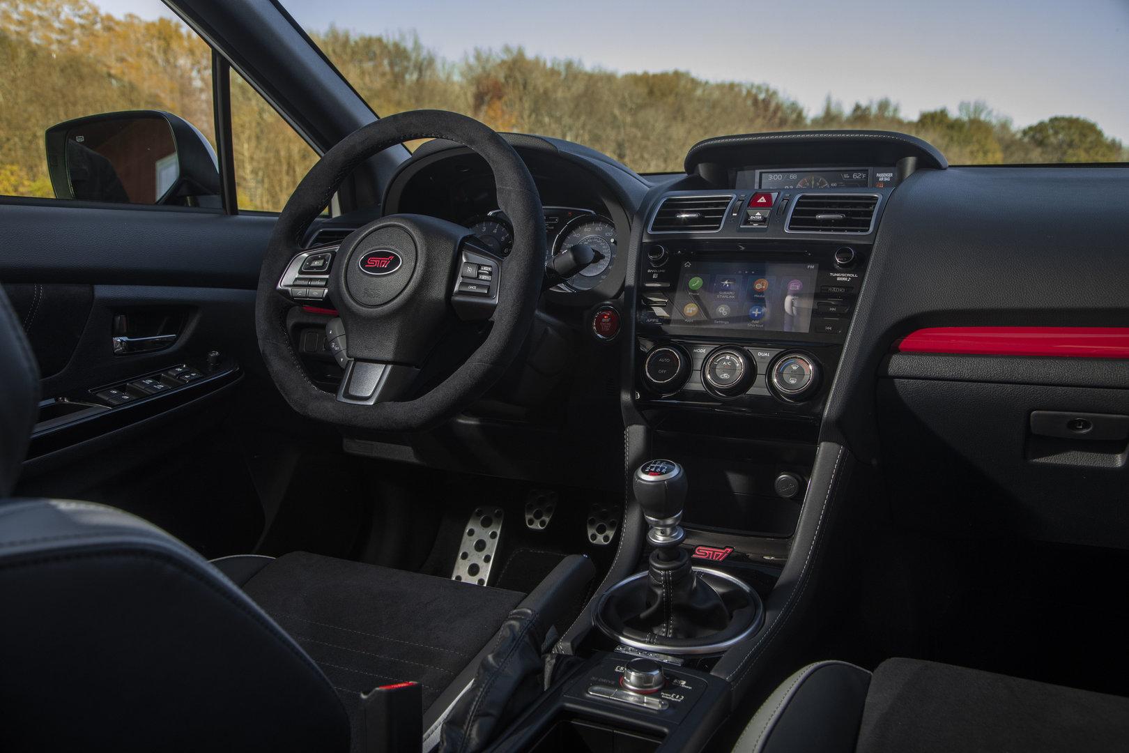 2020 Subaru WRX STI S209 18