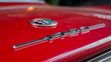 Alfa Romeo Giulia Coupe Bertone GT Veloce 3