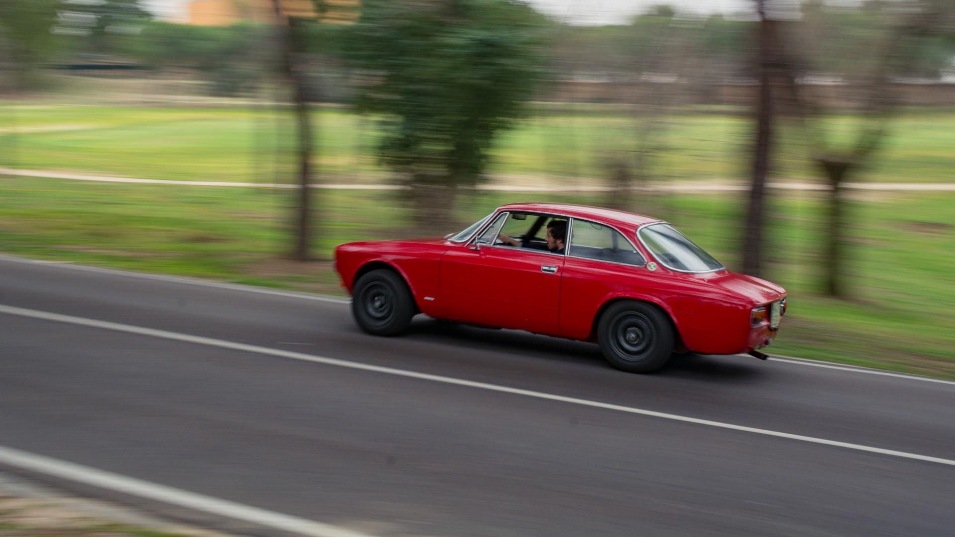 "Coche del Día: Alfa Romeo 1750 ""Coupé Bertone"" GT Veloce"