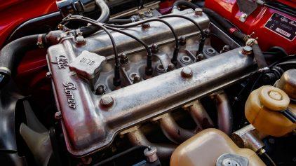 Alfa Romeo Giulia Coupe Bertone GT Veloce 5