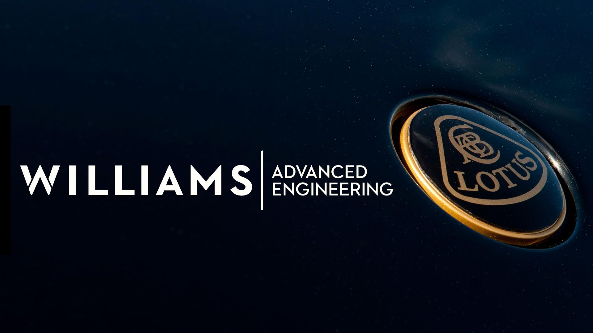 Lotus y Williams se asocian para desarrollar un nuevo hiperdeportivo