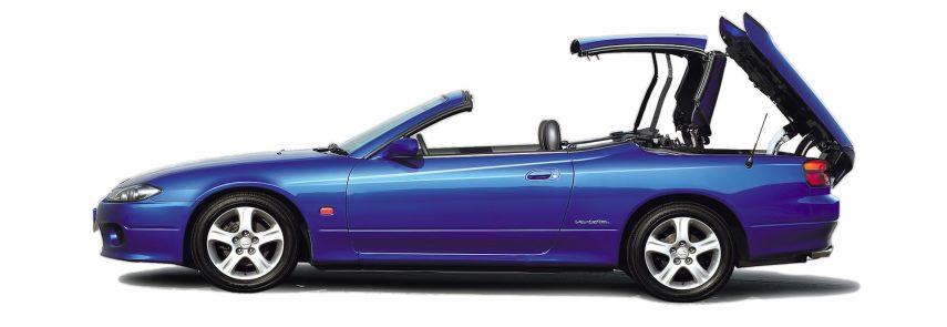 Coche del día: Nissan Silvia Varietta (S15)