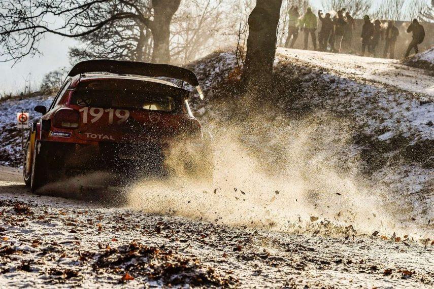 WRC: Ogier se impone en un Montecarlo de infarto