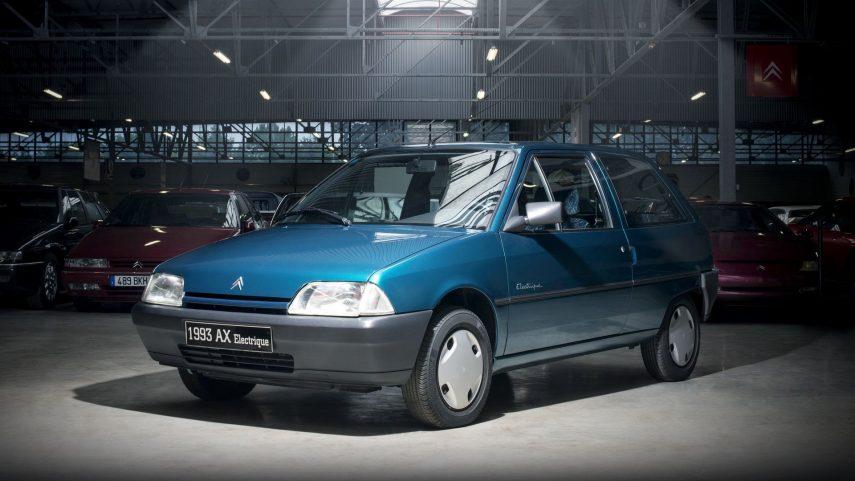 100 años de historia de Citroën (VII)