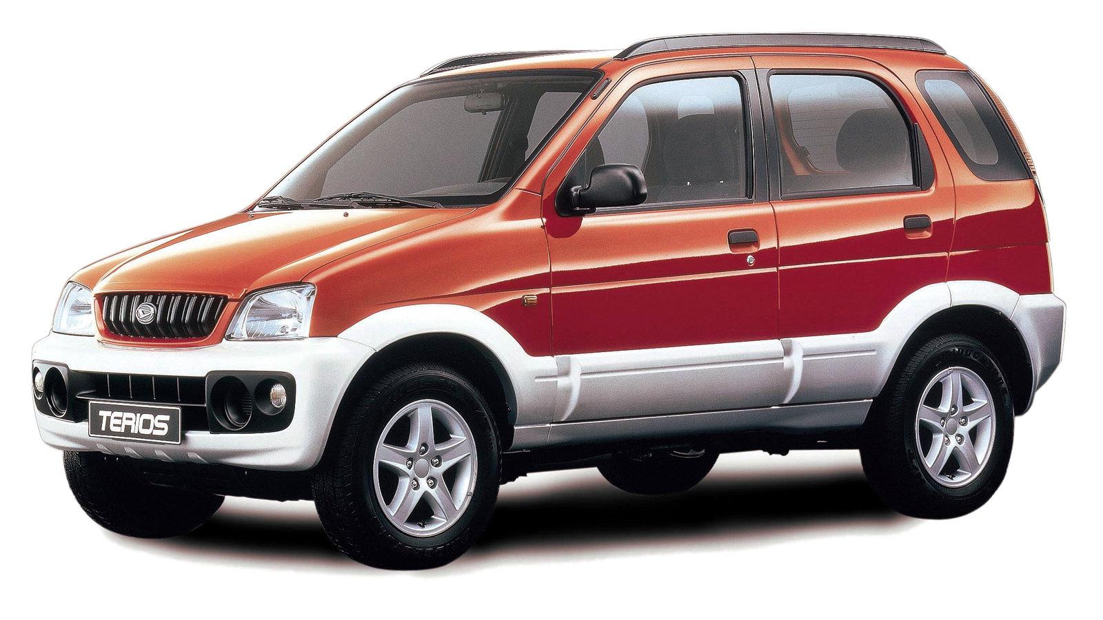 Daihatsu Terios S